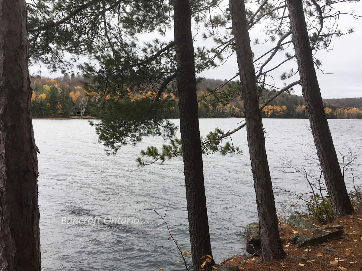 Big Mink Lake, Bancroft Ontario