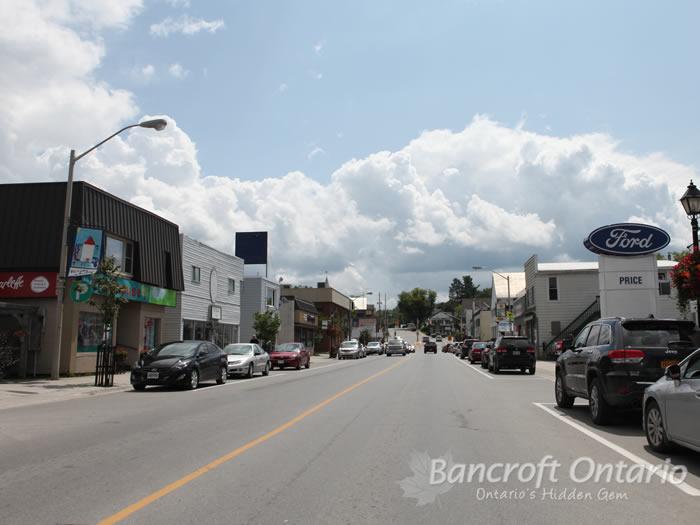 Town of Bancroft Ontario