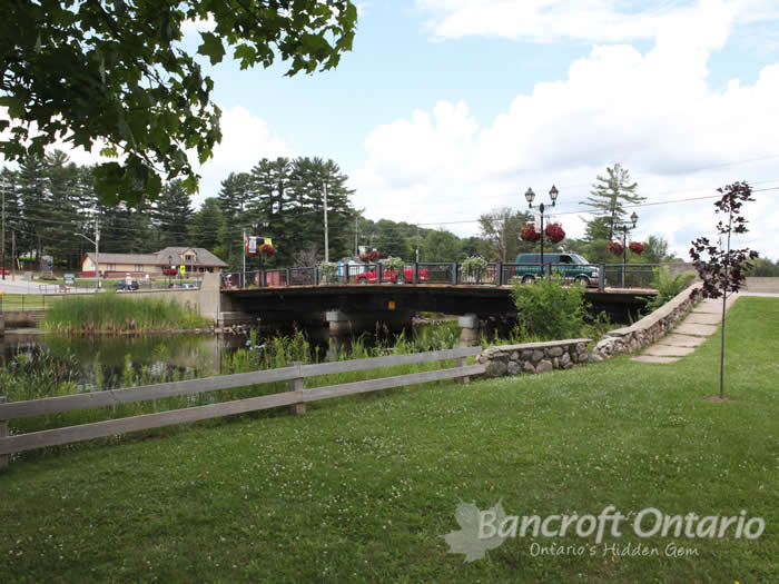 The Town of Bancroft Ontario