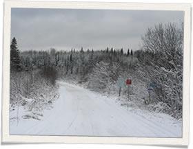 Bancroft Ontario Recreational Trails