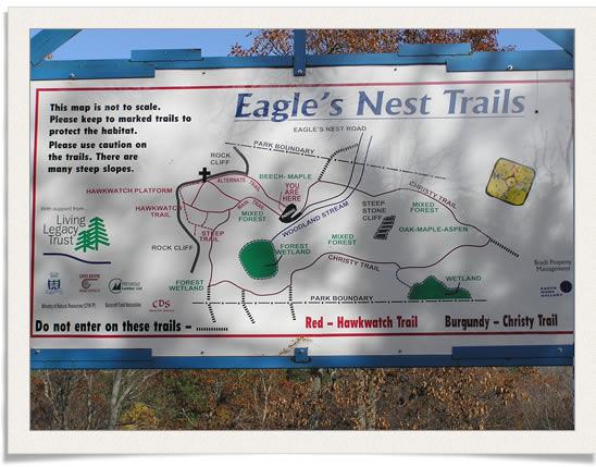 Eagle's Nest Bancroft Ontario