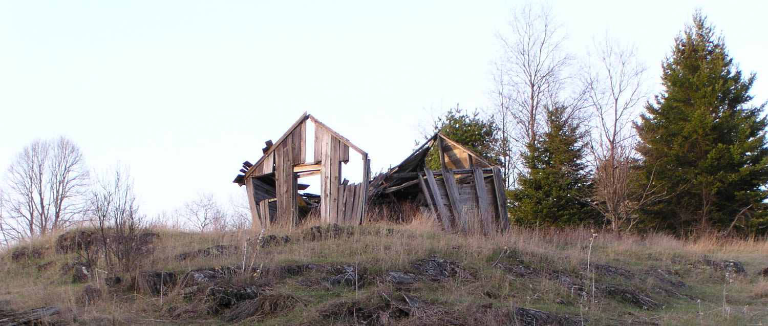 Ghost Towns of Bancroft