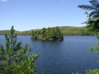L'Amable Lake