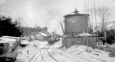 Bancroft Ontario History