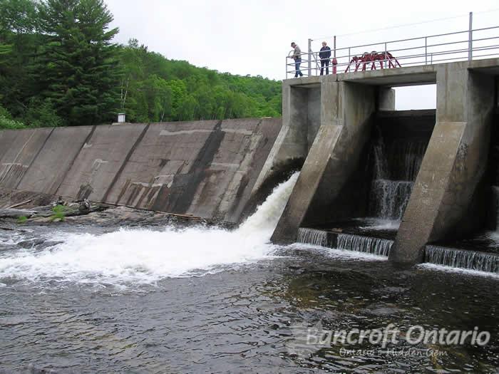 Bancroft Dam